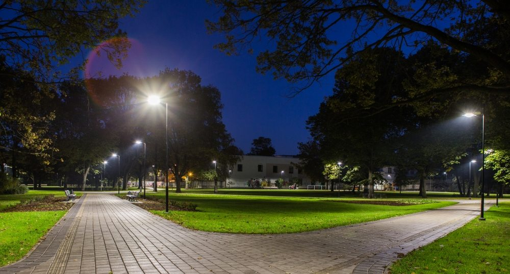 Citintelly smart street lighting projects